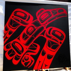 Corey Bulpitt palos verdes centre raven graffiti