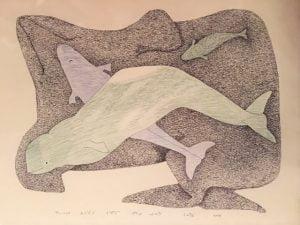 Kananginak Original Whales