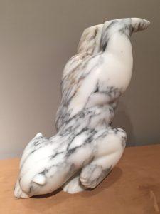 Rodney Kolausok Marble Polar Bear
