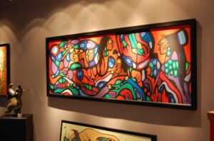 Norval Morrisseau - Some Of My Friends