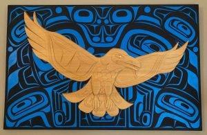Bradley Hunt - Raven Panel