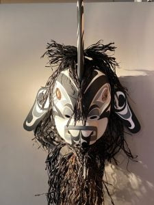 Trever hunt - Orca Mask - Straight